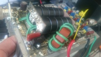 Kabel pada tubing sengaja saya dobel karena sisa kabel tanggung, jadi saya habiskan sekalian.