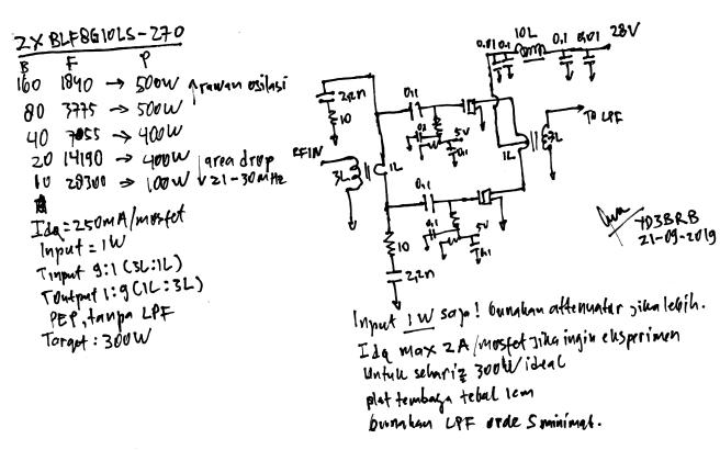 BLF8G10LS-270C